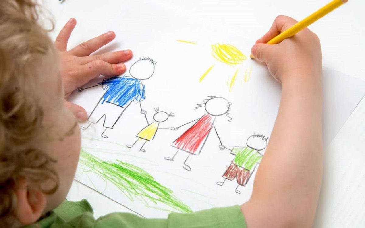 چگونگی-آموزش-نقاشی-به-کودکان