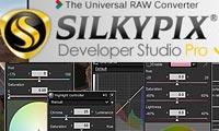 ویرایشگر و مبدل حرفه ای تصاویر SILKYPIX Developer Studio Pro 8.0.25 Win