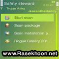 امنیت گوشی باSafety Manager