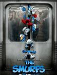 انیمیشن زیبا و فوق العاده اسمارف ها (The Smurfs)