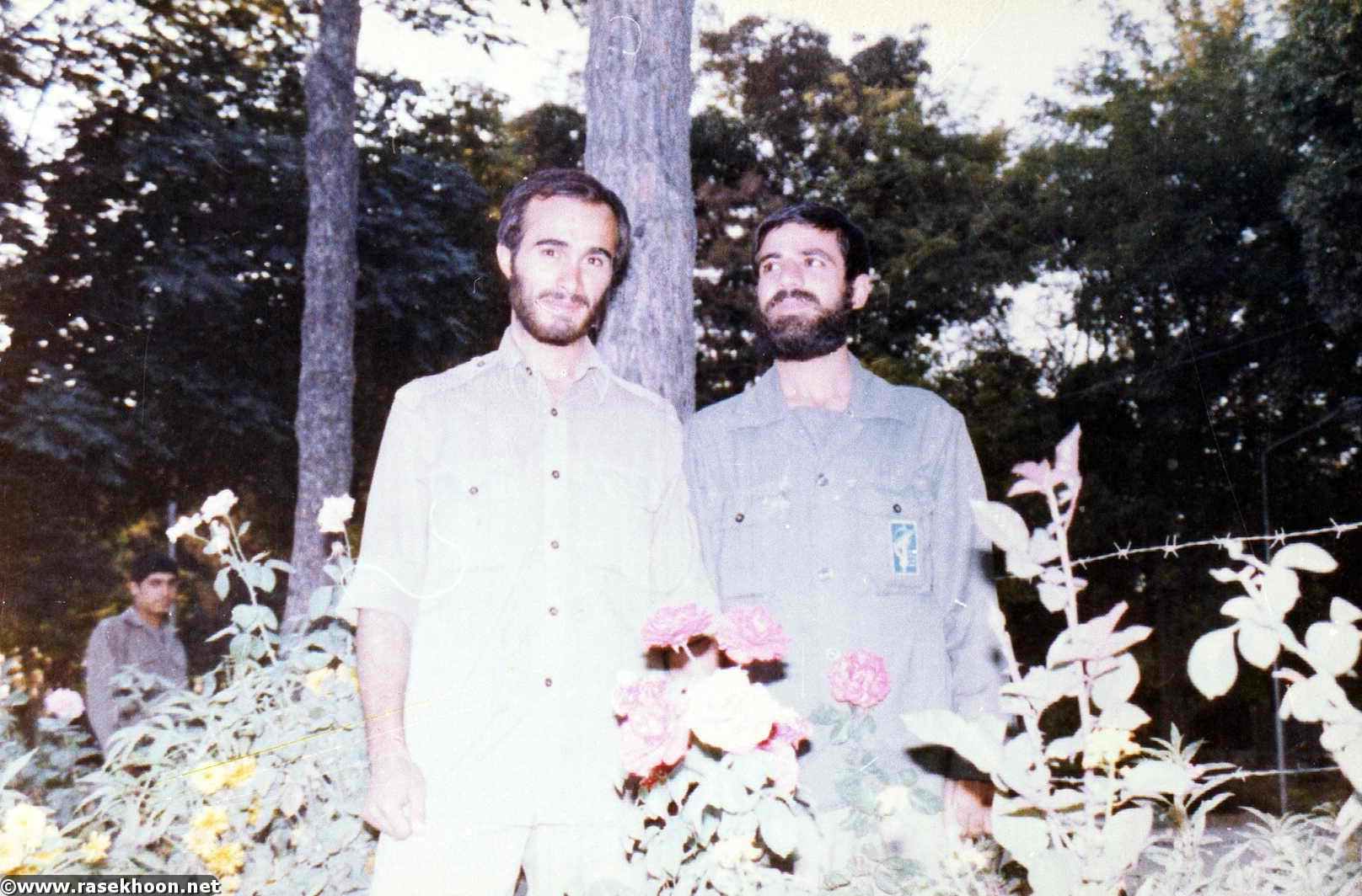 شهید خرازی و ردانی پور