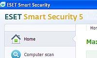 آنتی ویروس همراه فایروال نود32 ورژن 5 ESET Smart Security v5.0.84.0 RC