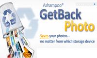 بازیابی آسان تصاویر با Ashampoo GetBack Photo 1.0.1