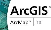 بهترین برنامه تحلیل اطلاعات مکانی با کرک کامل ArcGis 10 Desktop x32Andx64