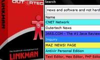 مدیریت بوک مارک ها با پشتیبانی از 10 مرورگر اینترنتی Linkman Pro 8.0.0.0 And Portable