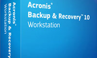 پشتیبان گیری از اطلاعات سیستم Acronis Backup Recovery Workstation 10.0.12497 with Universal Restore