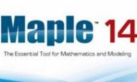 انجام محاسبات پیچیده ریاضی با Maplesoft Maple 14.0.1