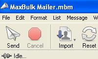 ارسال ایمیل های گروهی با Maxprog MaxBulk Mailer Pro 8.3.3