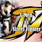 بازی جنگ خیابانی پرتابل X-Men vs Street Fighter