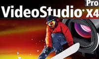 میکس و مونتاژ ویدیویی با Corel VideoStudio Pro X4 v14.0.0.342