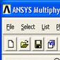تحلیل مسائل گوناگون و متنوع مهندسی از قبیل حرارت با  Ansys 12.0.1 x86