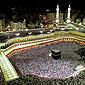 نمای 360 درجه از مسجد الحرام