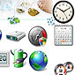 Sidebar ویندوز ویستا برای ویندوز XP با Vista Rainbar 4.3