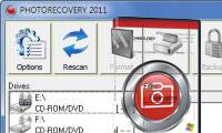 بازیابی فایلهای صوتی و تصویری با PHOTORECOVERY Professional 2011 Final