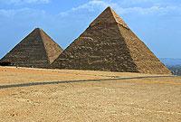 چگونگی ساخت اهرام ثلاثه مصر