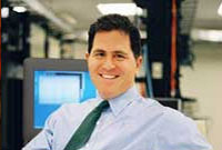 بیوگرافی و اندیشه های مایكل دل ( Michael Dell)