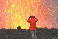 آتشفشان و عجايب آن (3)