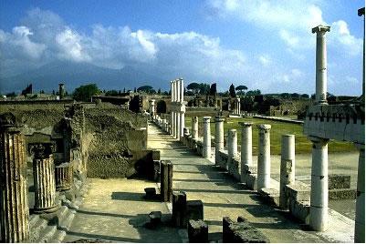 داستان واقعی مردم سنگ شده شهر پمپی (Pompeii) همراه با عکسهای واقعی