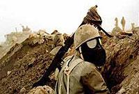 جنگ شیمیایی ایران و عراق
