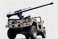 تسلیحات نظامی ایران (10):  جیپ تندر