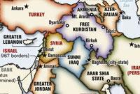 طرح خاورميانه جديد