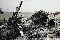 حادثه طبس از زبان فرمانده نظامیان آمریکایی