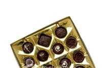 روش استفاده از زرورق های شکلات جهت تزیین کیک