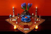 عید نوروز، زیبائیها و شادیها