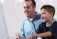به فرزندان خود استفاده ایمن از اینترنت را آموزش دهیم