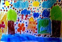 آیا دنیای نقاشی بچه ها را می فهمید ؟