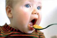 کاهش اشتها و بی اشتهایی در کودکان بالای یکسال