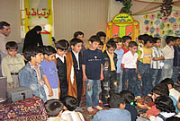 عوامل مؤثر در جذب دانش آموزان به نماز