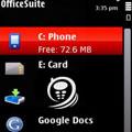 آفیس در گوشی Office Suite v5.30 سیمبیان ورژن 5
