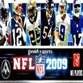 لیگ حرفه ایی فوتبال آمریکایی NFL 2009