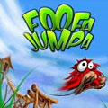 بازی جذاب و سرگرم کننده Foofa Jumpa