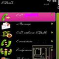 محاسبه هزینه تماسهای بین المللی Simbiotel EZtalk v