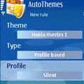 تغییر تم نوکیا به صورت خودکارNokia AutoThemes 1.4