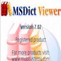 دیکشنری عالی MSDict Viewer v7.02