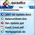 مشاهده ویرایش و ساخت فرمت های آفیس Quickoffice