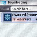 مديريت دانلود Mobile Download Accelerator v1.38.98