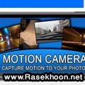 نرم افزار Motion Camera