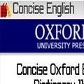 فرهنگ لغت انگلیسی به انگلیسی آکسفوردOxford English