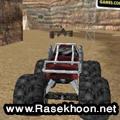 مسابقه رالی کامیون ها
