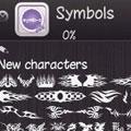 داشتن کاراکتر، سیمبل و شکلکهای زیبا با Symb-x v2.2