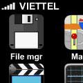 گوشی خود را شبیه آیفون کنید MyPhone v2.52
