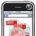 اجرای فایل های pdf - آیفون