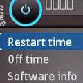 خاموش و یا روشن کردن گوشی در زمانهای مشخص  Time v2