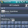 مديريت عالي بر کارها Nektra Contact Manager v1.08