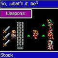 بازی زیبای فینال فانتزی تحت جاوا Final Fantasy