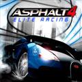 بازي پر طرفدار و محبوب Asphalt 4 Elite Racing